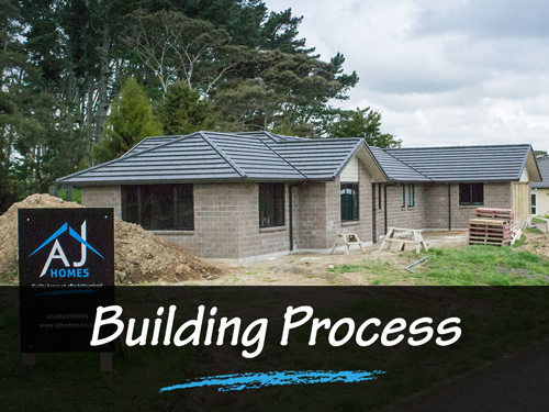 New home builds waikato our building process Home building process